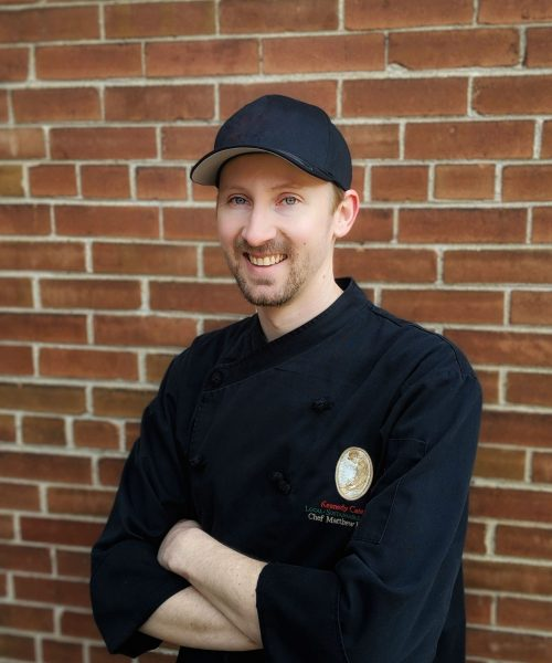 Kennedy Catering - Chef Matthew Kennedy